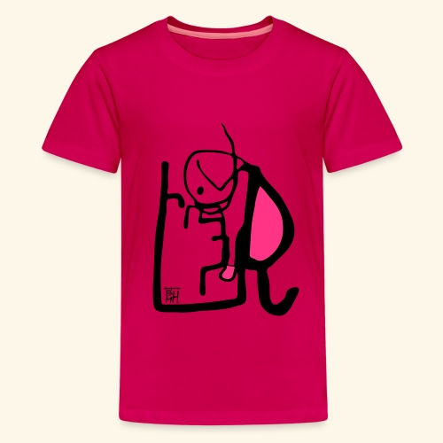 dog - Teenager Premium T-Shirt