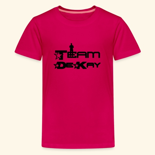 Team_Tim - Teenage Premium T-Shirt