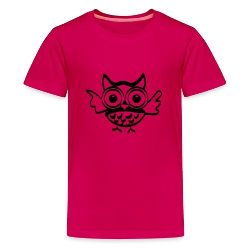 Chouette Hugo - T-shirt Premium Ado