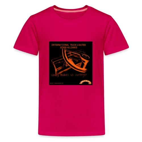 Unity - T-shirt Premium Ado