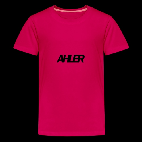 Ahler - Teenager premium T-shirt