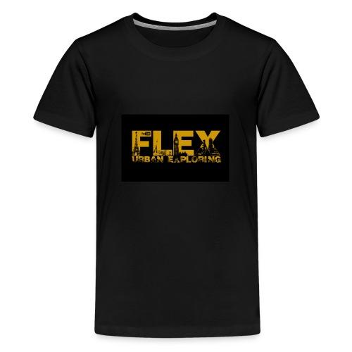 FlexUrban - Teenage Premium T-Shirt