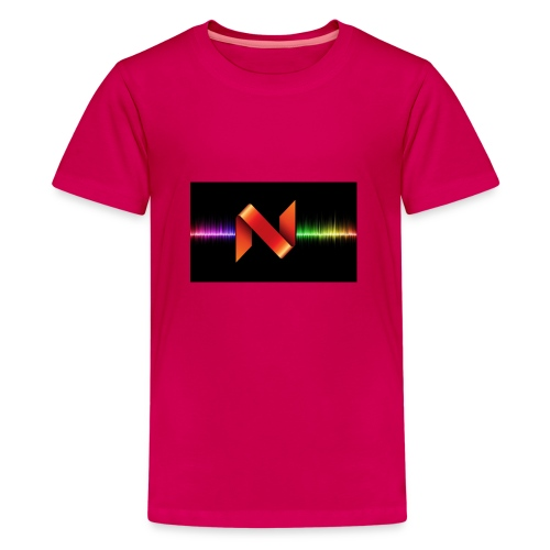 nyru tv 4 - T-shirt Premium Ado