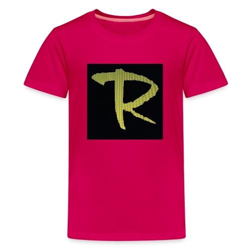 RONGISENE E - Premium T-skjorte for tenåringer