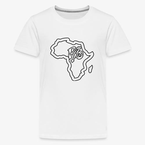 afrika pictogram - Teenager Premium T-shirt
