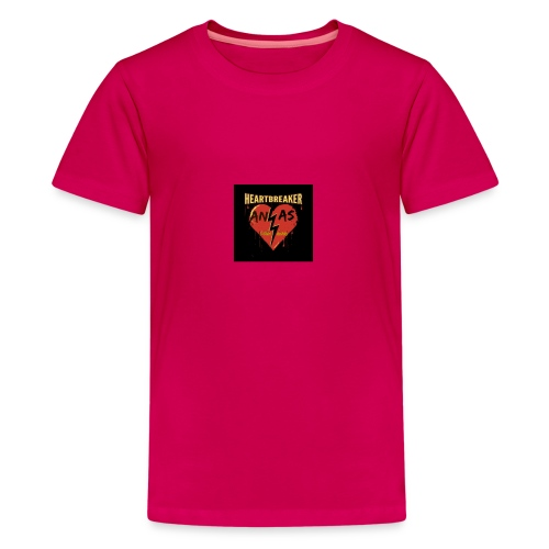 HEATRT BREAKER - Teenage Premium T-Shirt