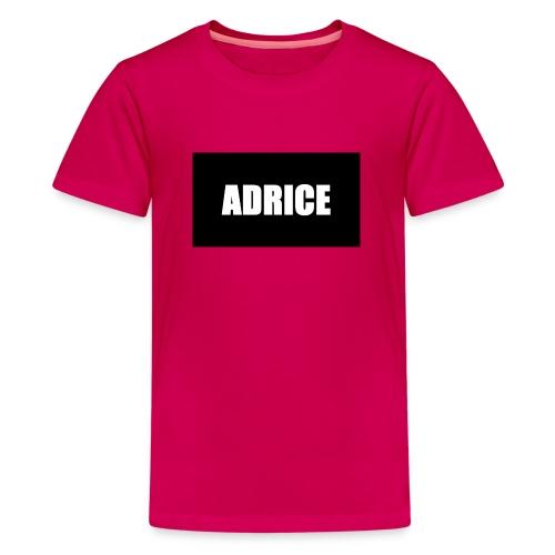 Adrice - Premium-T-shirt tonåring
