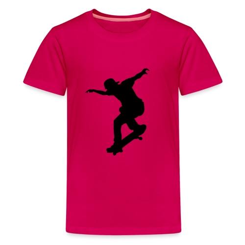 Skater - Maglietta Premium per ragazzi