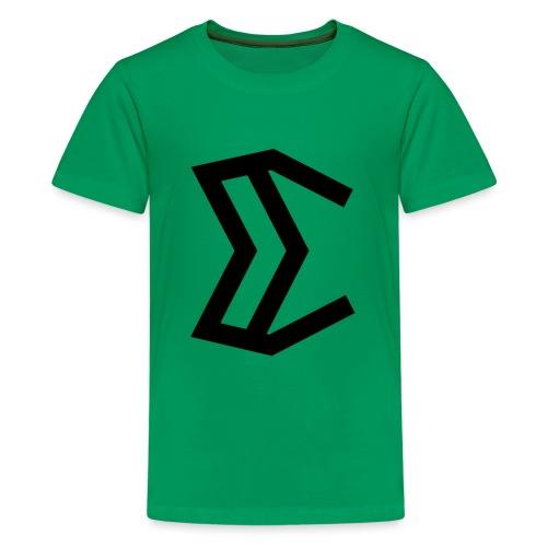 E - Teenage Premium T-Shirt