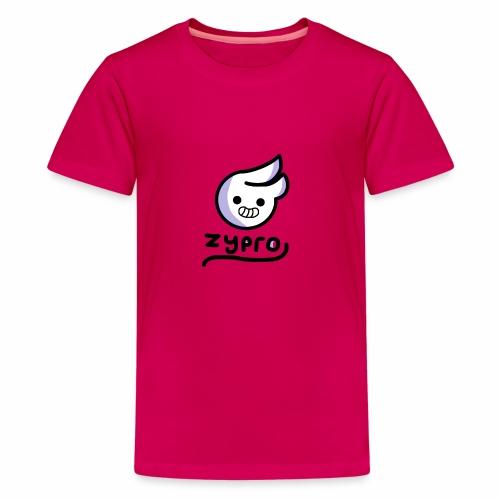 Zypro - Teenage Premium T-Shirt