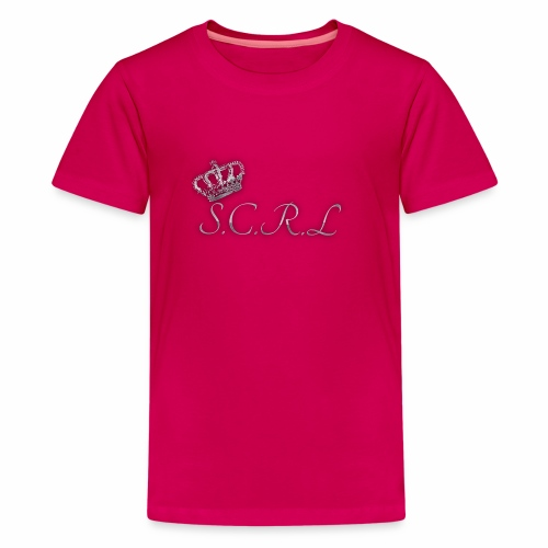 Superior Clothing Royalty Loyalty - Teenage Premium T-Shirt