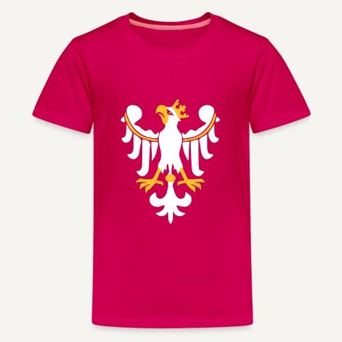 Orzeł Piastowski - Koszulka młodzieżowa Premium
