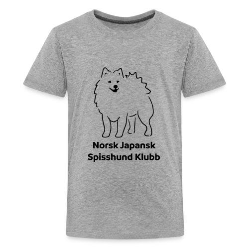 NJSK - Teenage Premium T-Shirt