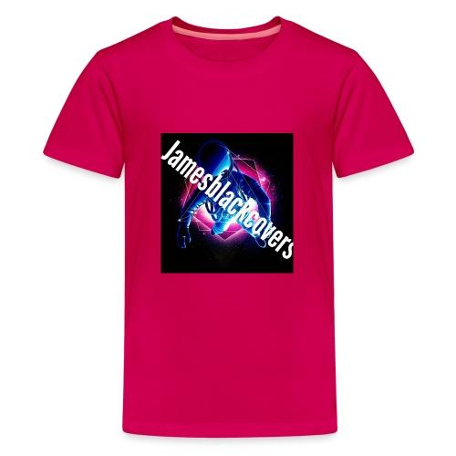 jamesblackclothing - Teenage Premium T-Shirt