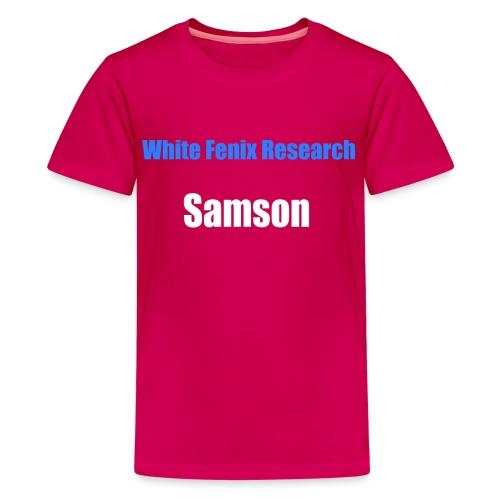 WFR Samson - T-shirt Premium Ado