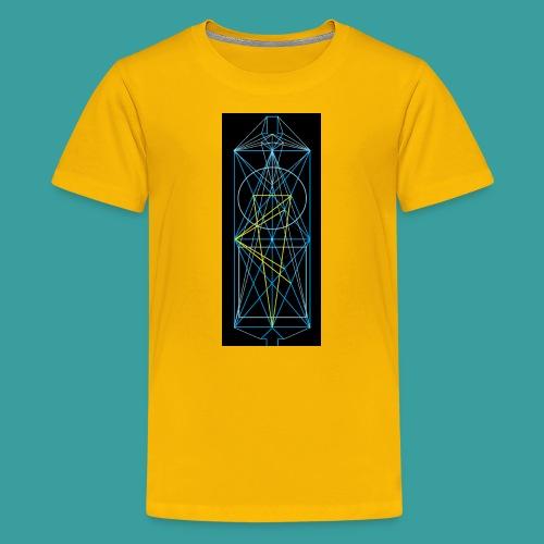 simmetria intelletuale - Maglietta Premium per ragazzi