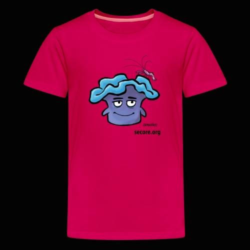 Jo Grumpy - Teenage Premium T-Shirt