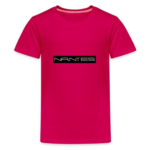NanTes - T-shirt Premium Ado