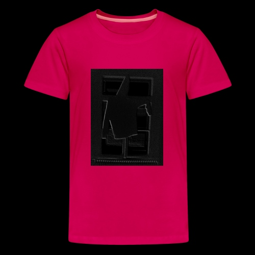 Dark Negative - Teenage Premium T-Shirt