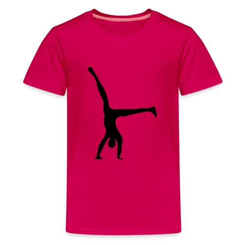 au - Teenage Premium T-Shirt