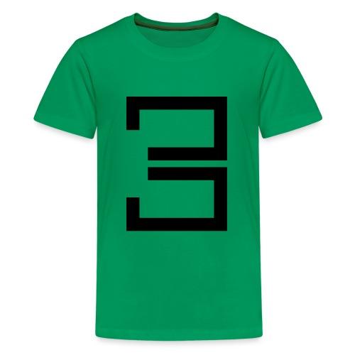 3 - Teenage Premium T-Shirt