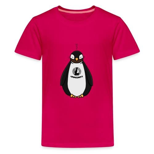 Pingu Shirt - für Männlein - Teenage Premium T-Shirt