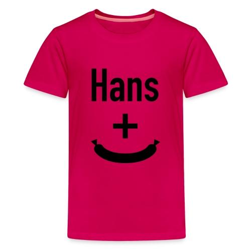 oskarmariagrafhinten - Teenager Premium T-Shirt