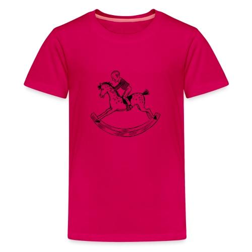 konik na biegunach - Koszulka młodzieżowa Premium