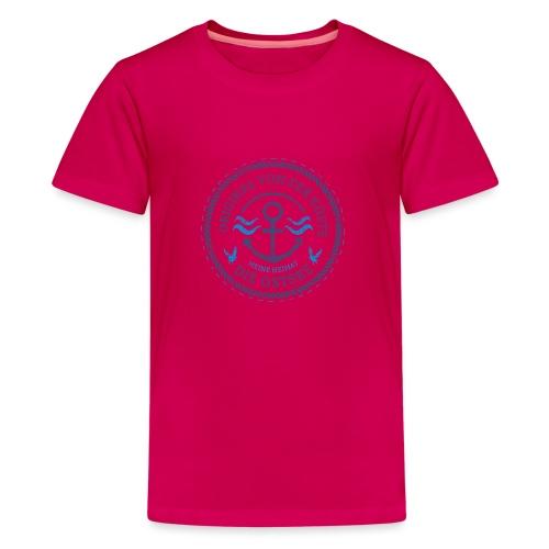 Ich bin ein Original von der Ostsee - Teenager Premium T-Shirt