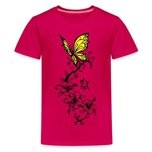 Tattoo McKoy - Camiseta premium adolescente