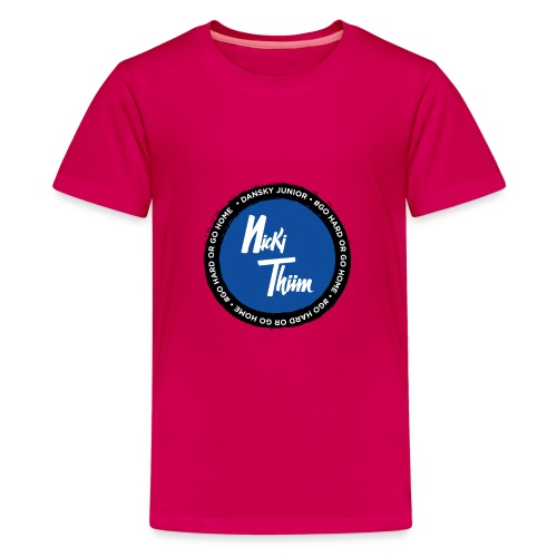 Classic Logo - Teenager Premium T-Shirt