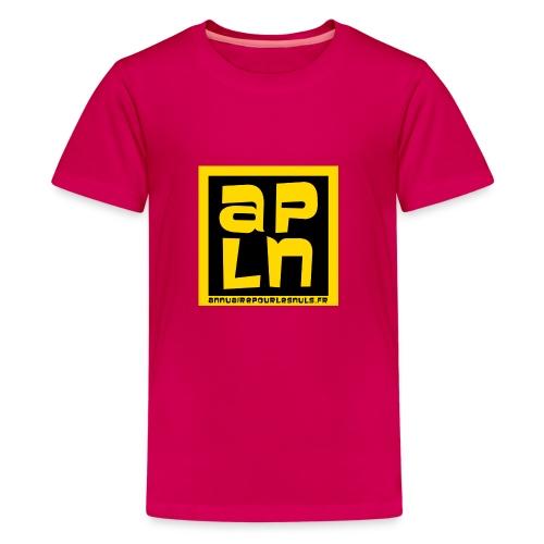 aplntshirt jpg - T-shirt Premium Ado