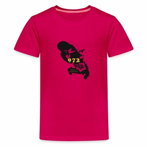 972 MADININA - T-shirt Premium Ado