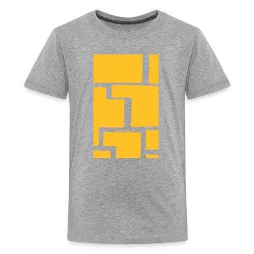 la vagliatura - Maglietta Premium per ragazzi