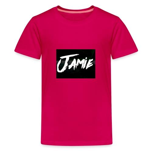 Jamie - Teenager Premium T-shirt