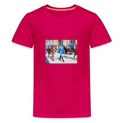 berhogvakt 20150530 046-MCAA - Premium-T-shirt tonåring