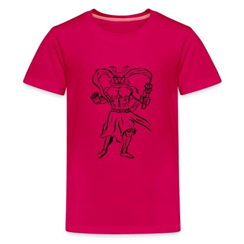 Tempelwaechter KSB schwar - Teenager Premium T-Shirt