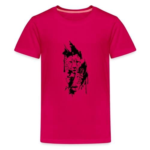 Gepard - Teenager Premium T-Shirt