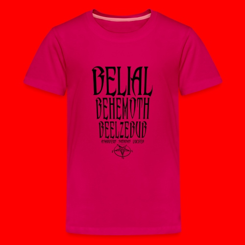 PURE EVIL - Teenage Premium T-Shirt