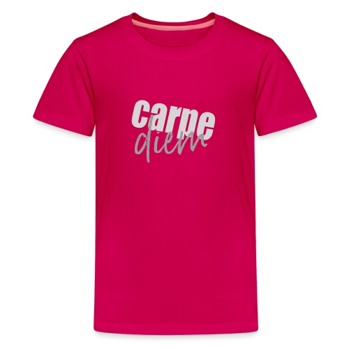 CARPE DIEM - Teenager Premium T-Shirt