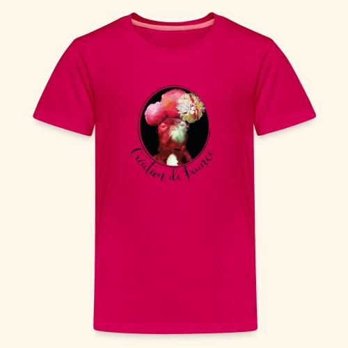 Création de France - T-shirt Premium Ado