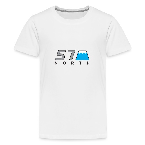 57 North - Teenage Premium T-Shirt