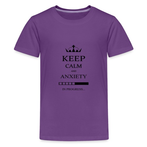 keep_calm - Maglietta Premium per ragazzi