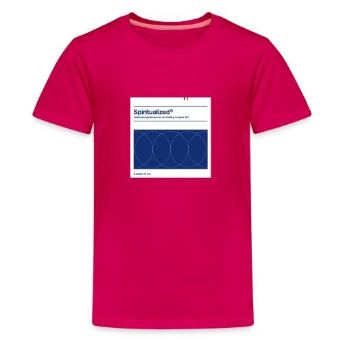 SPIRITUALIZED LOGO - Teenage Premium T-Shirt