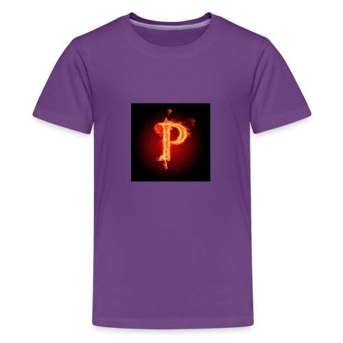 Power player nuovo logo - Maglietta Premium per ragazzi