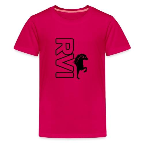 RVI3 - Teenager Premium T-Shirt