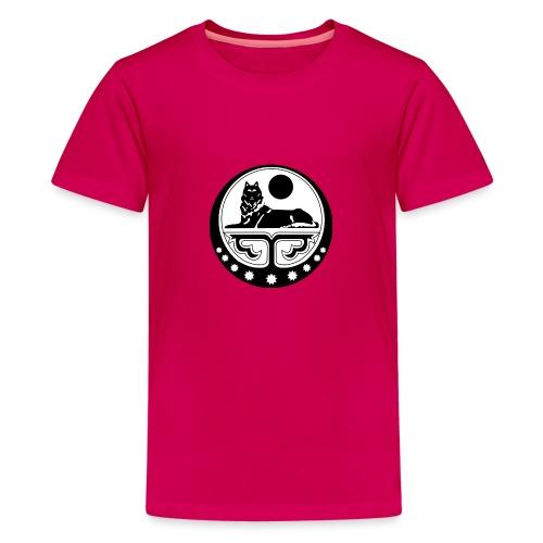ichkeria wolf - Teenager Premium T-Shirt