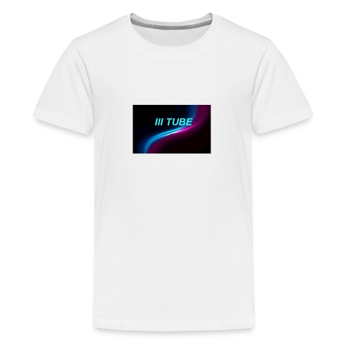 logo - Teenager Premium T-shirt