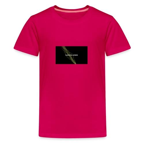 glorychallengers - Teenage Premium T-Shirt