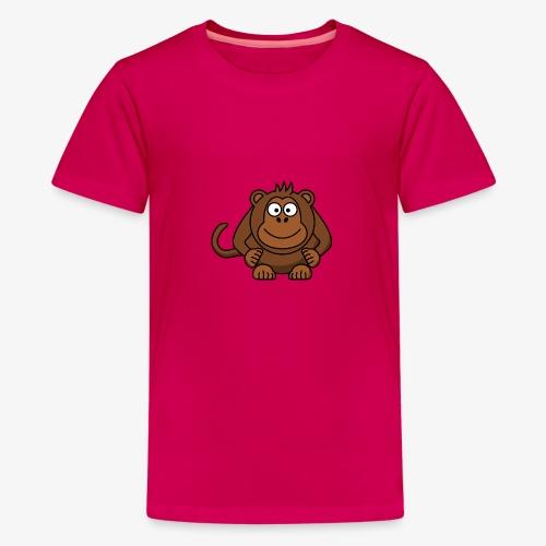 monkey - Maglietta Premium per ragazzi